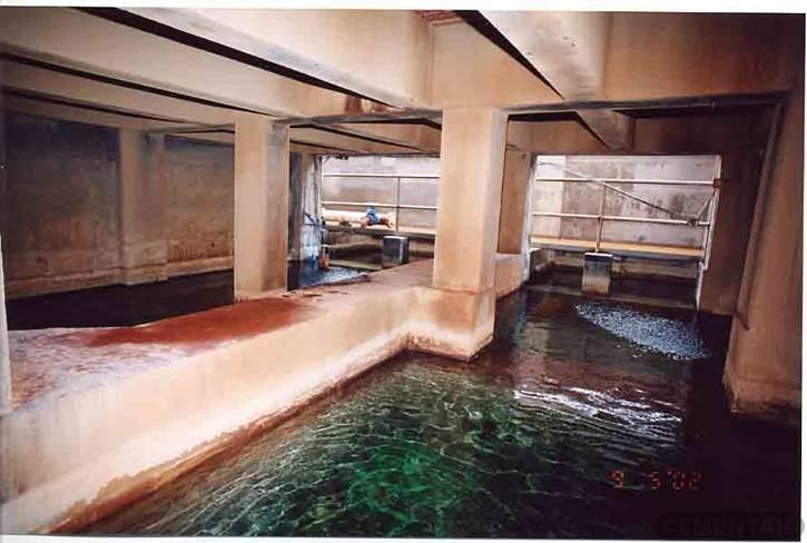 香港湾仔东区尤德夫人那达素医院-盐水冷却塔