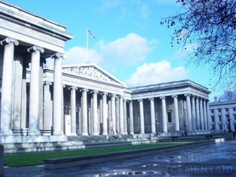 英国-British Museum Great Court(大英博物馆大法庭)