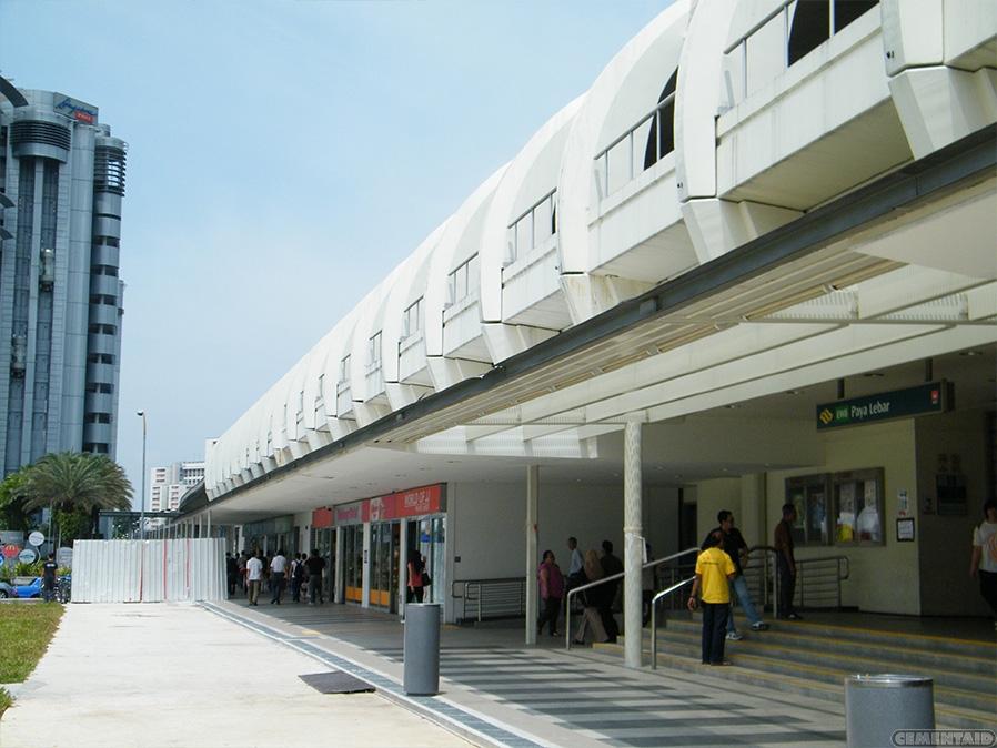 新加坡-巴耶利峇地铁站