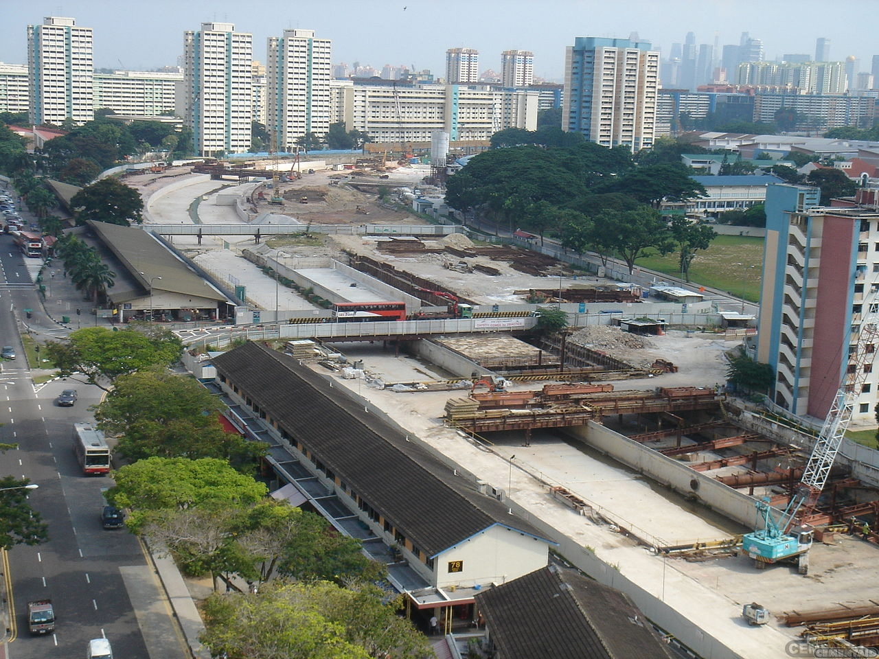 新加坡-加冷–巴耶利峇高速公路