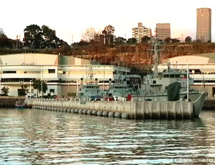 悉尼 HMAS 澳大利亚皇家海军码头