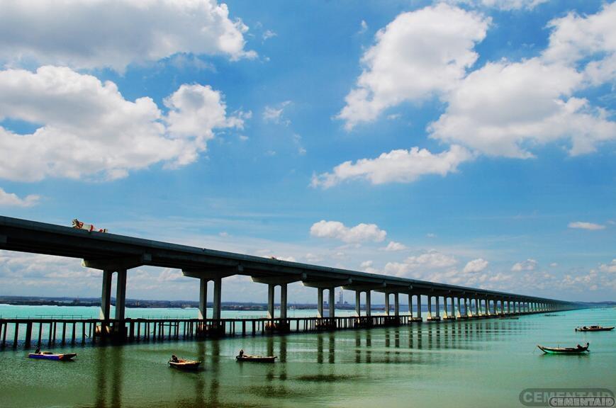 广东省-湛江东海岛大桥