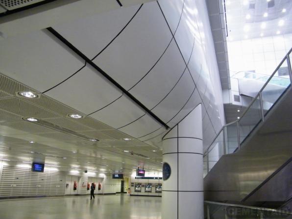 新加坡-多美歌地铁站