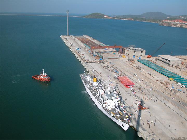 印度海军基地工程